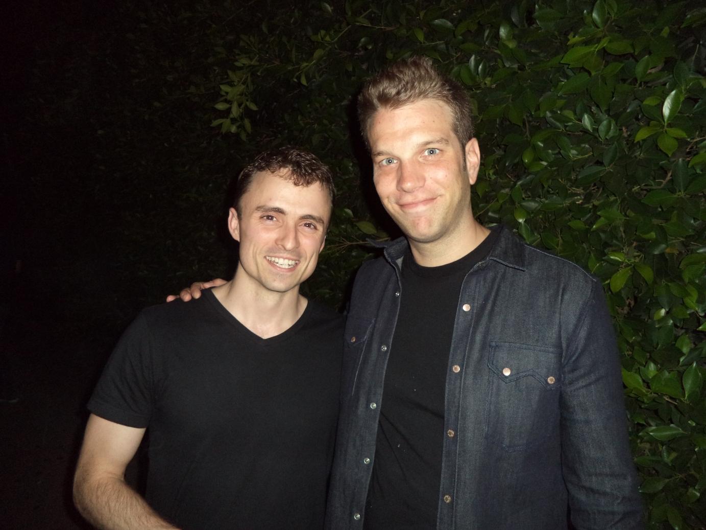 Andy Meets Anthony Jeselnik