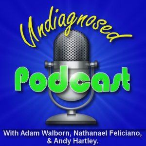 Undiagnosed Podcast Logo