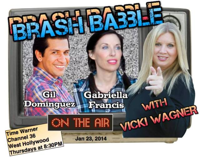 Catch the hilarious Vicki Wagner on the West Hollywood Time Warner Channel 36!