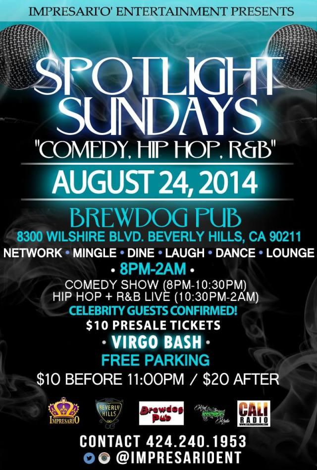 Spotlight Sundays 08.24.2014